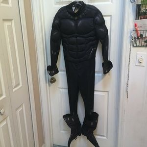 Rubie's Costumes - Rubies Black Panther COSTUME Boys Large